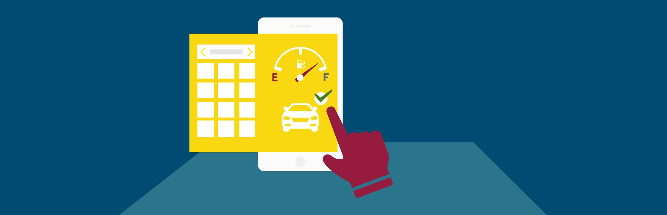 Sharetoo aplikacija prikazuje raspoloživost vozila i sve podatke o automobilima